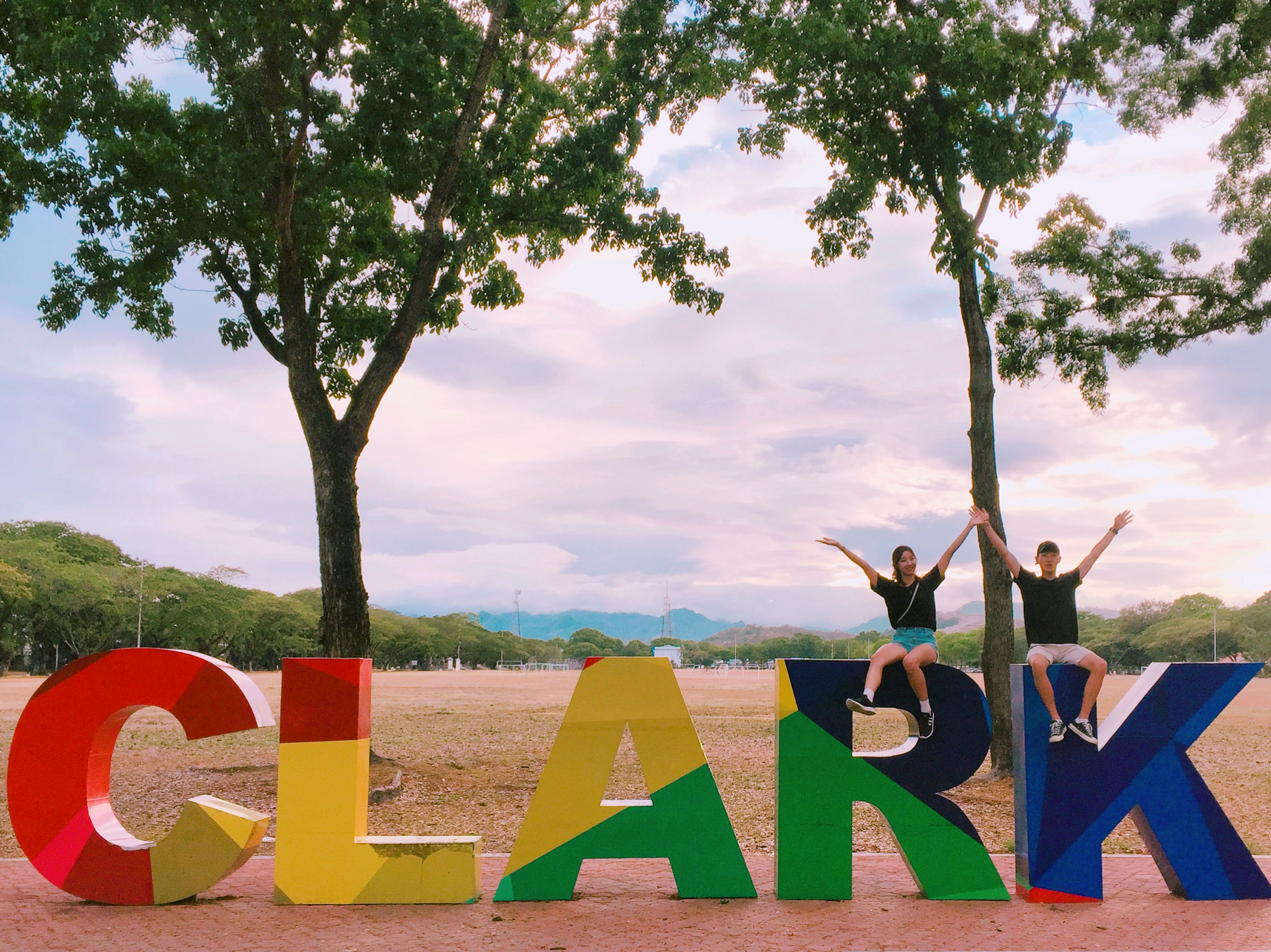 Welcome to Clark Pampanga! :-)